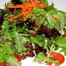 Gemengde salada - € 4.00