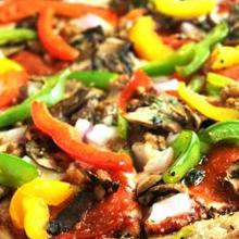 17 Pizza Vulcano